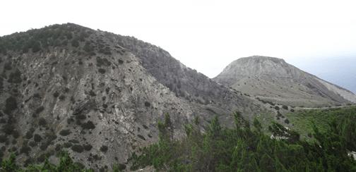 white hill dome